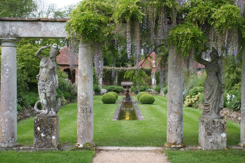 Classic italian garden design inspirations pinterest for Italian garden design