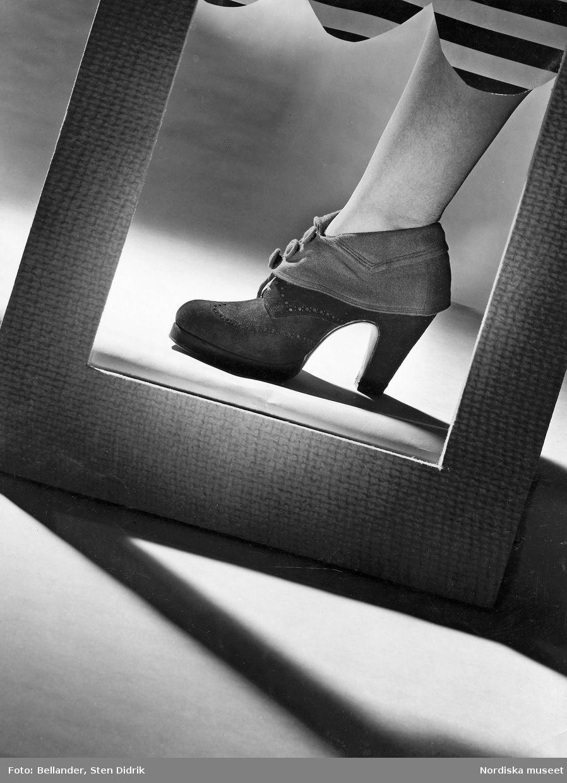 skor med platåsula