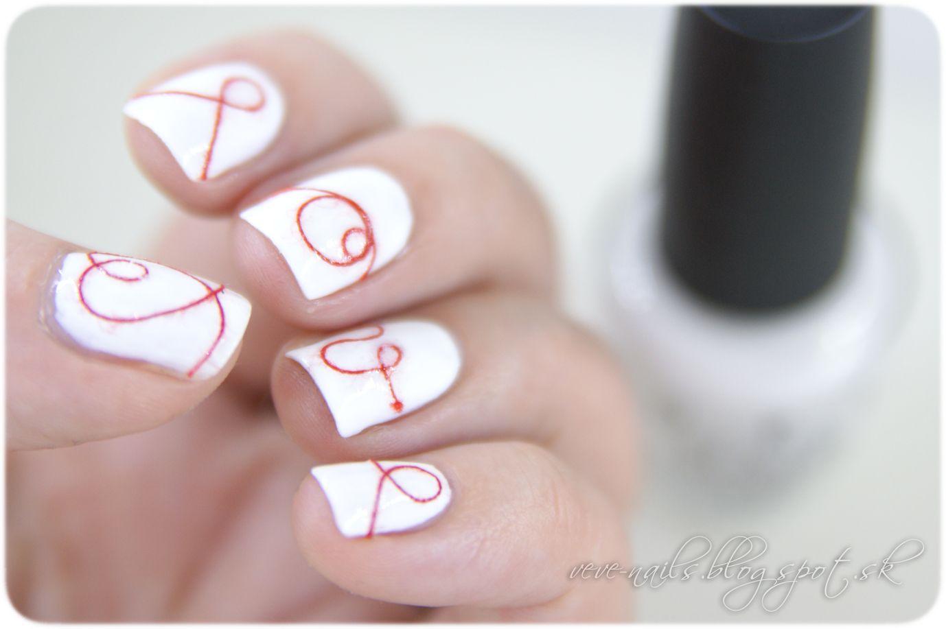 NAILS MANIAC VALENTINE #nail #nails #nailart