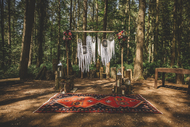 Photo of Dreamcatcher backdrop, dreamcatcher wall hanging, wedding backdrop, ceremony backdrop, dreamcatcher set, boho home, boho decor, hippy decor