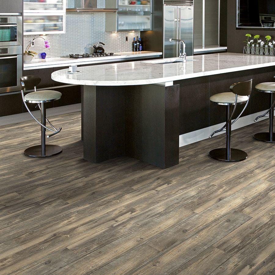 Shaw asheville pine LVP Lowes Luxury vinyl plank