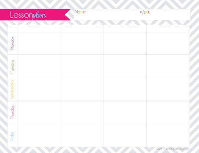 The Polka Dot Posie: Putting Together Your Planner