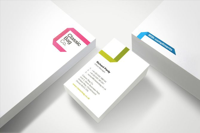 Business Card With Images Stationery Design Web Graphic Design