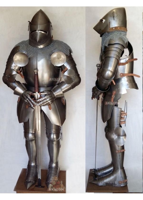 Medieval Knight Armour Medieval Knight Armor Knight Armor Medieval Knight