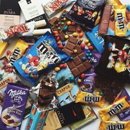 Imagem de chocolate, food, and sweet