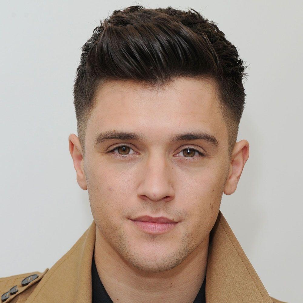 Image Result For Short Hair Pompadour Mens Hairstyles Pompadour Pompadour Men Pompadour Haircut