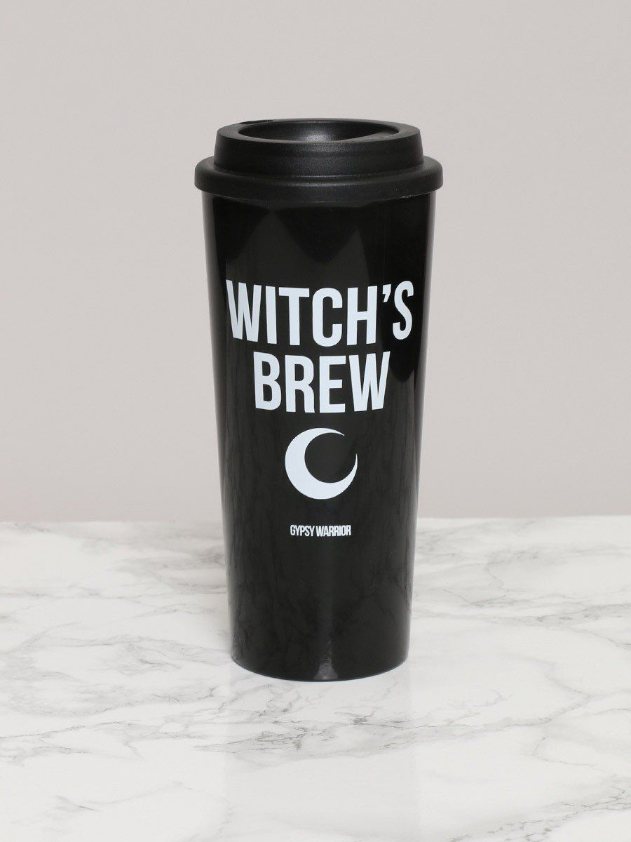 Witch S Brew Travel Mug Nylon