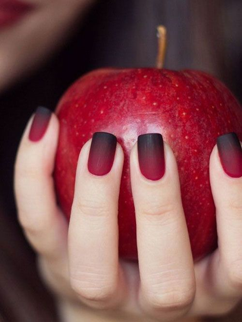 65 Gorgeous Fall Nail Art Designs To Try Now Pinterest Nagel En