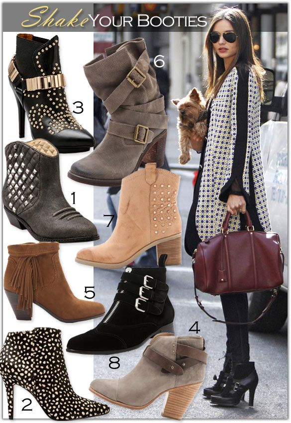 586f4b1bc146d Sam Edelman Louie bootie on Celebrity Style Guide