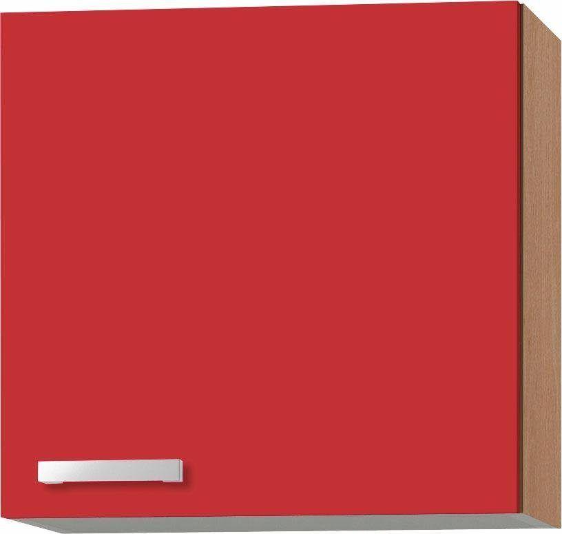 OPTIFIT Hängeschrank »Odense« rot Jetzt bestellen unter   - hängeschrank wohnzimmer weiß