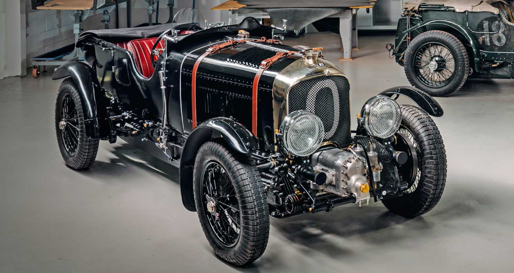 بنتلي بلور الاسطورية تعود الى الانتاج في 2020 بعد 90 عاما موقع ويلز New Bentley Bentley Blower Antique Cars