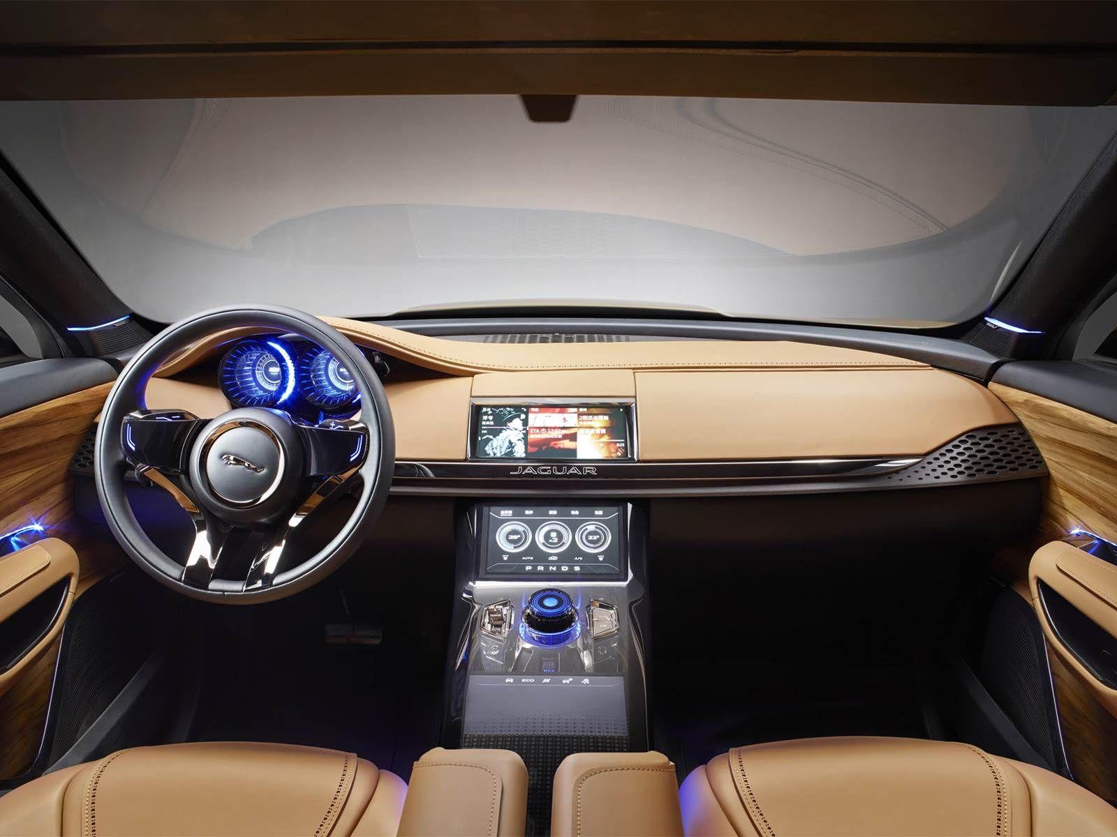 Jaguar f pace le premier suv du f lin