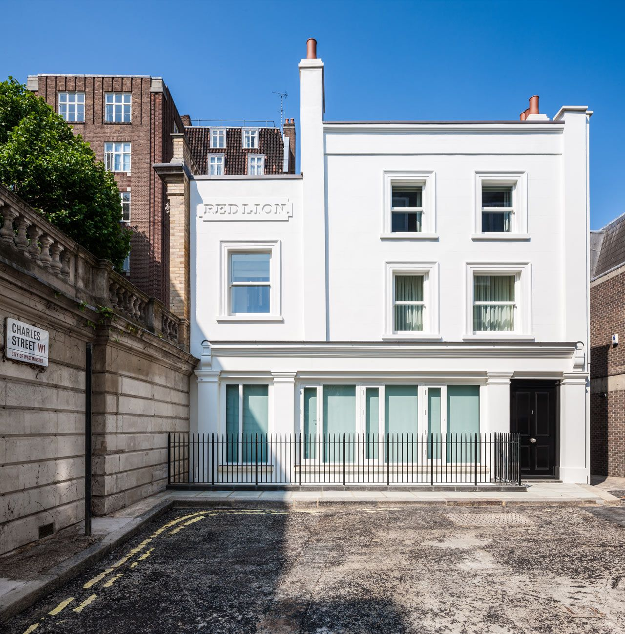 Leaf-Facade-Mayfair-Squire-and-Partners-11 | Squire & Partners ...