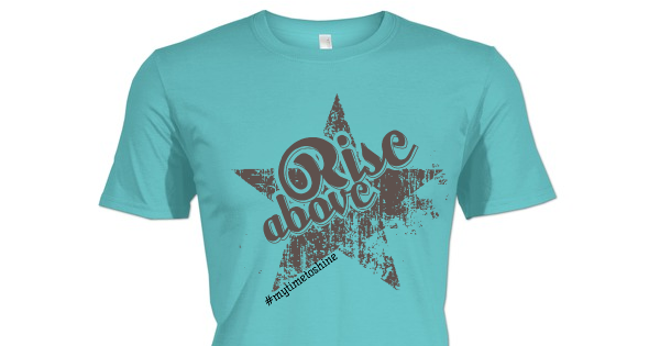Check out this awesome Rise Above shirt!