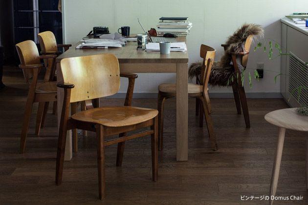 【楽天市場】ブランド一覧> artek> Domus Chair:scope version.R