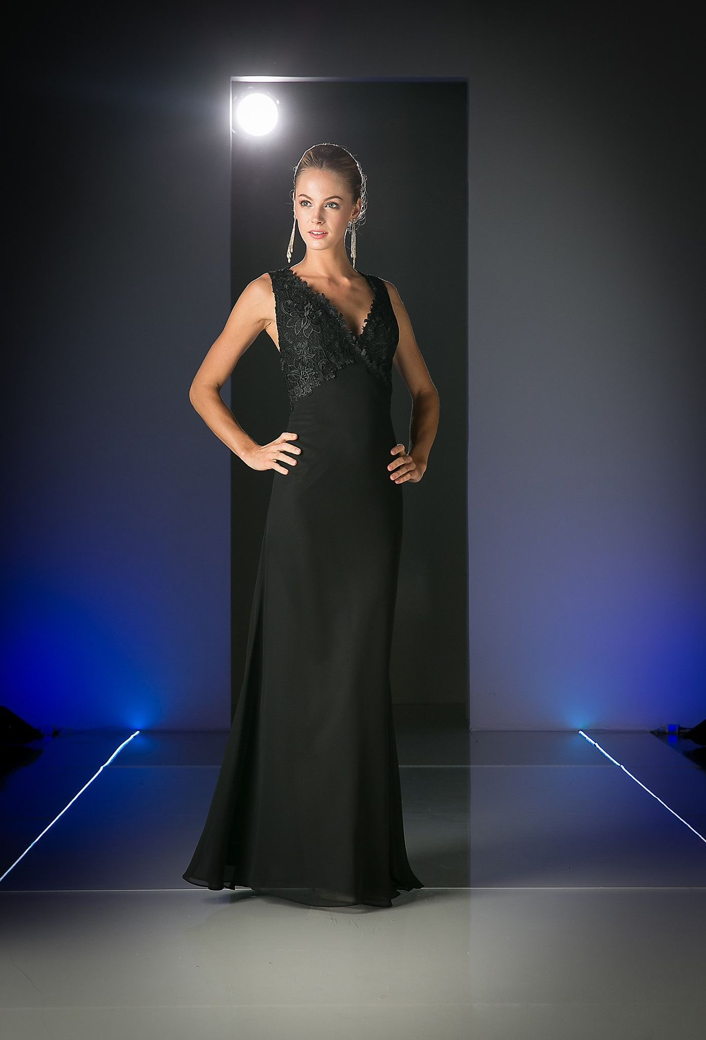 Long formal prom dress open back cheap evening gown products