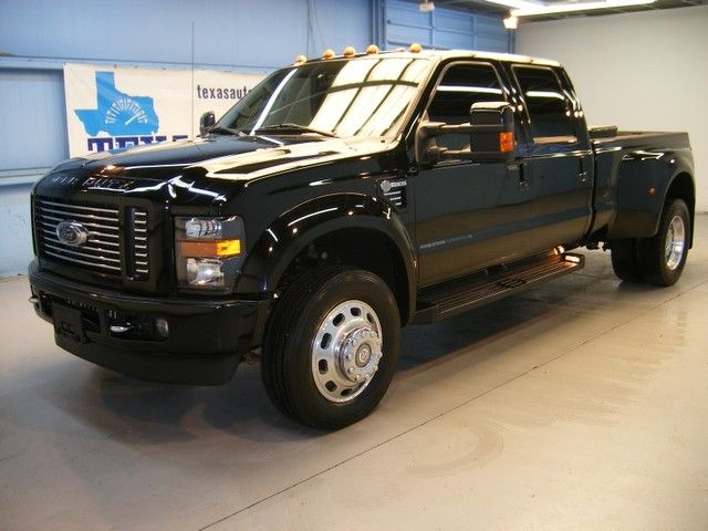 2009 Ford F-450 Harley-Davidson - Ford F-450 For Sale - Carsforsale
