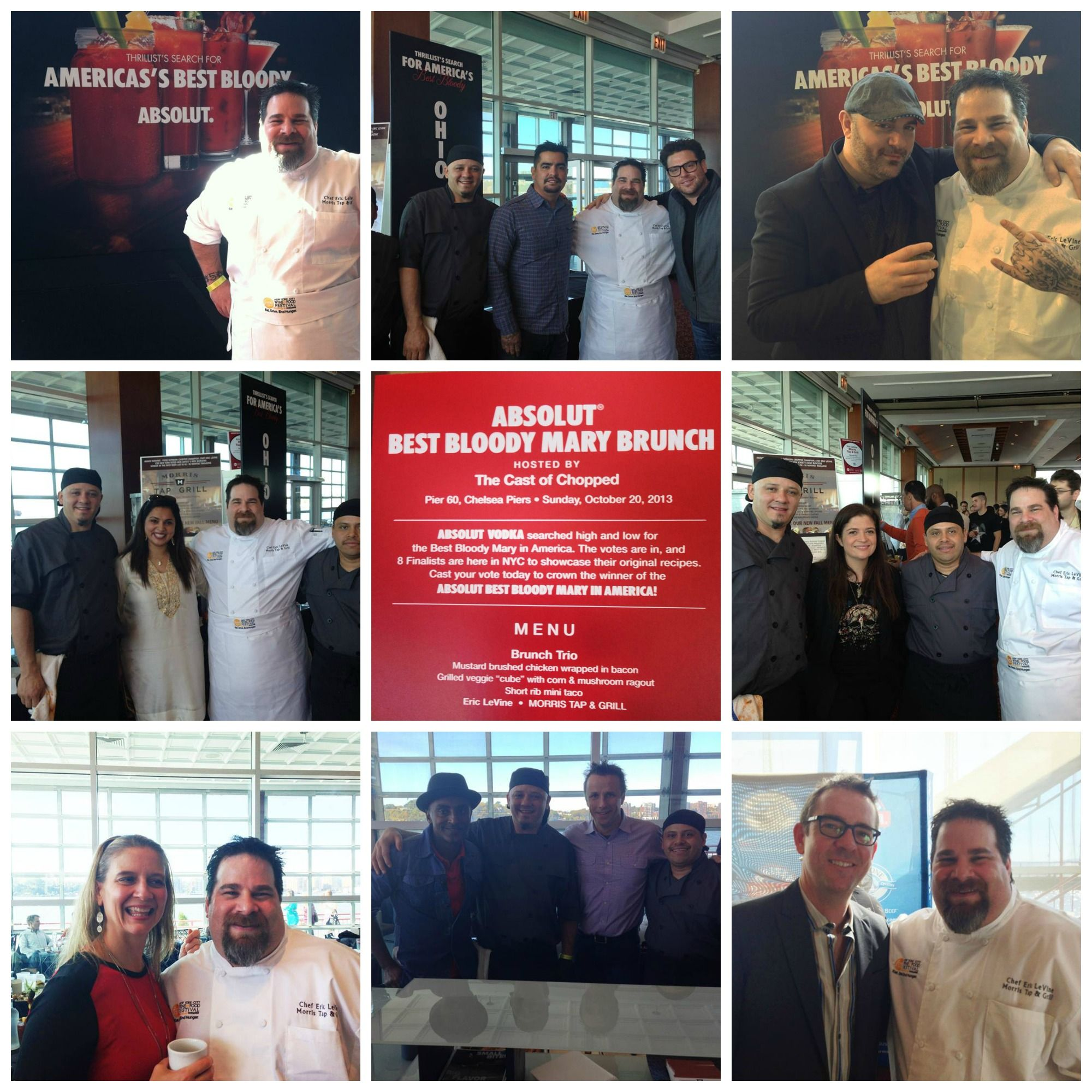 Nycwff With No Kid Hungry Share Our Strength Foodbank4nyc And Food Network Food Festival Wine Recipes Food Network Recipes