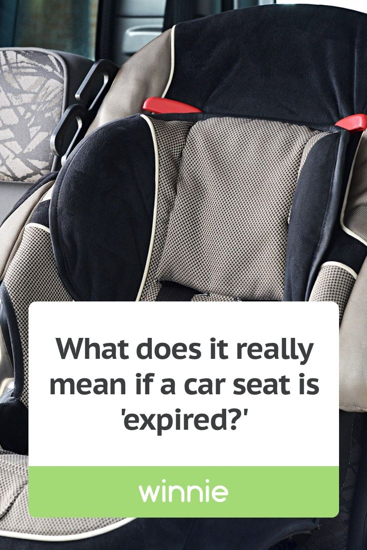 Theres An Important Reason Why Car Seats Have Expiration Date Heres Winnie Parents Caution Against Using A Seat That Is Past Its Prime
