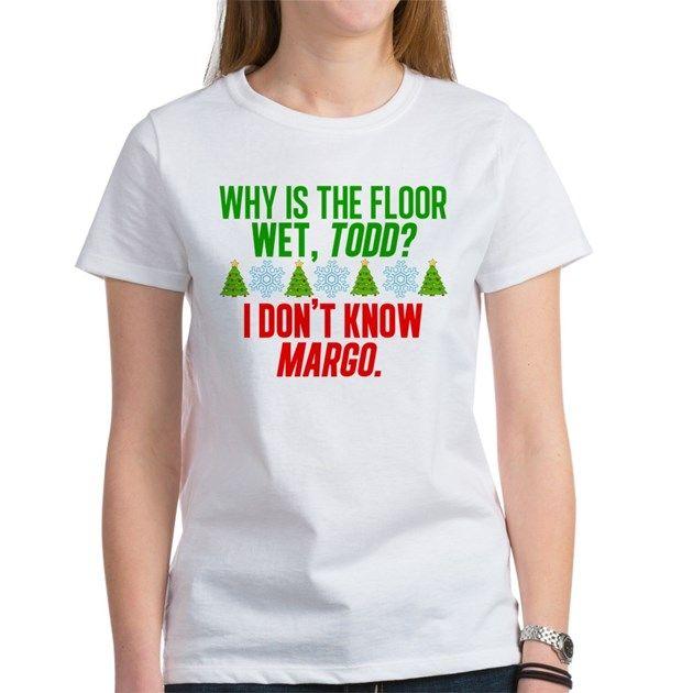 Todd Margo Christmas Light T-Shirt Todd Margo Christmas Vacation Light T-Shirt by Quotable-TV ...