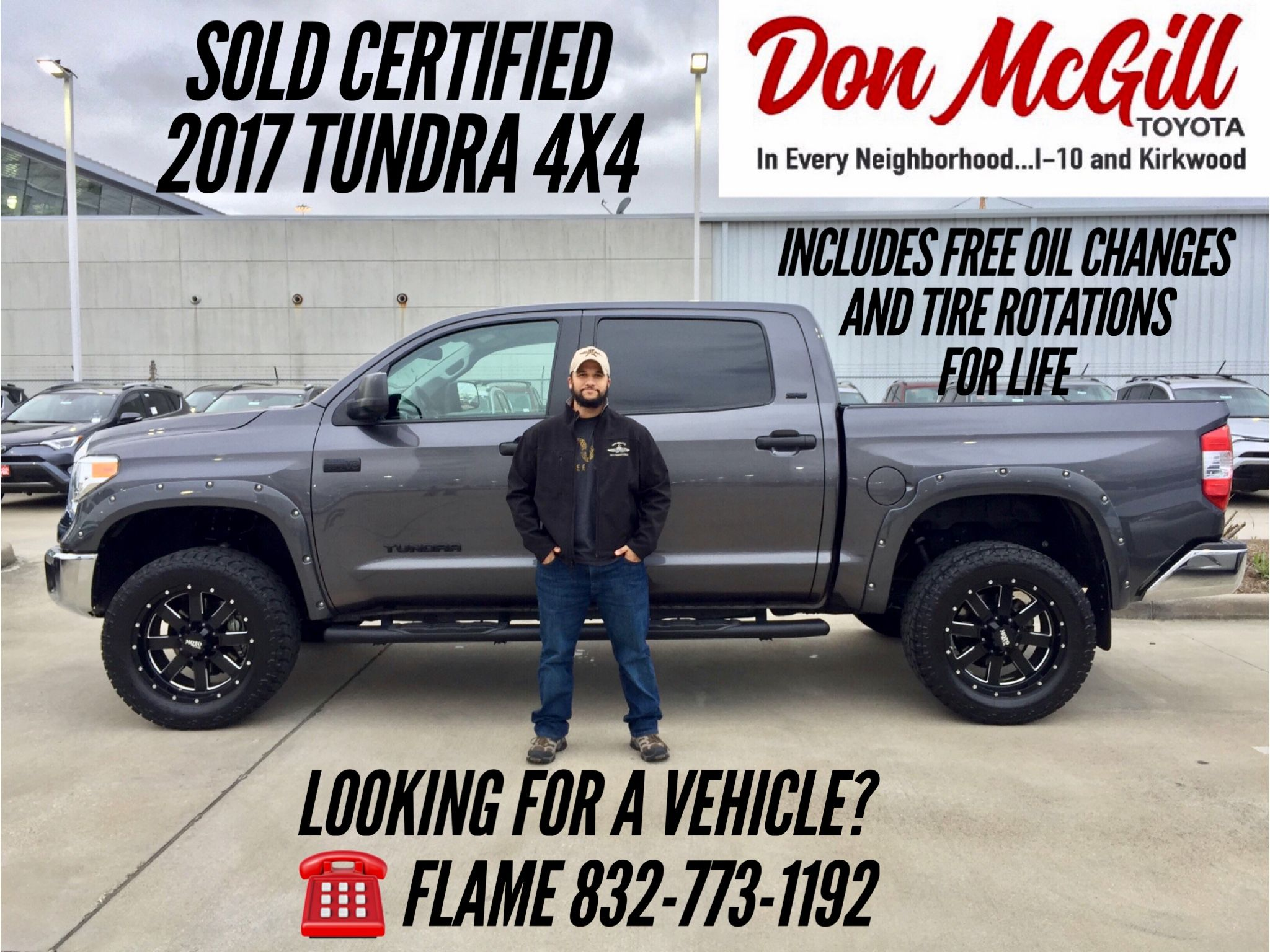 Don Mcgill Toyota 11800 Katy Freeway Houston Tx 77079 Call Or Text Flame 832 773 1192 For The Best Deal Donmcgilltoyota Toyota Vehicles The Neighbourhood