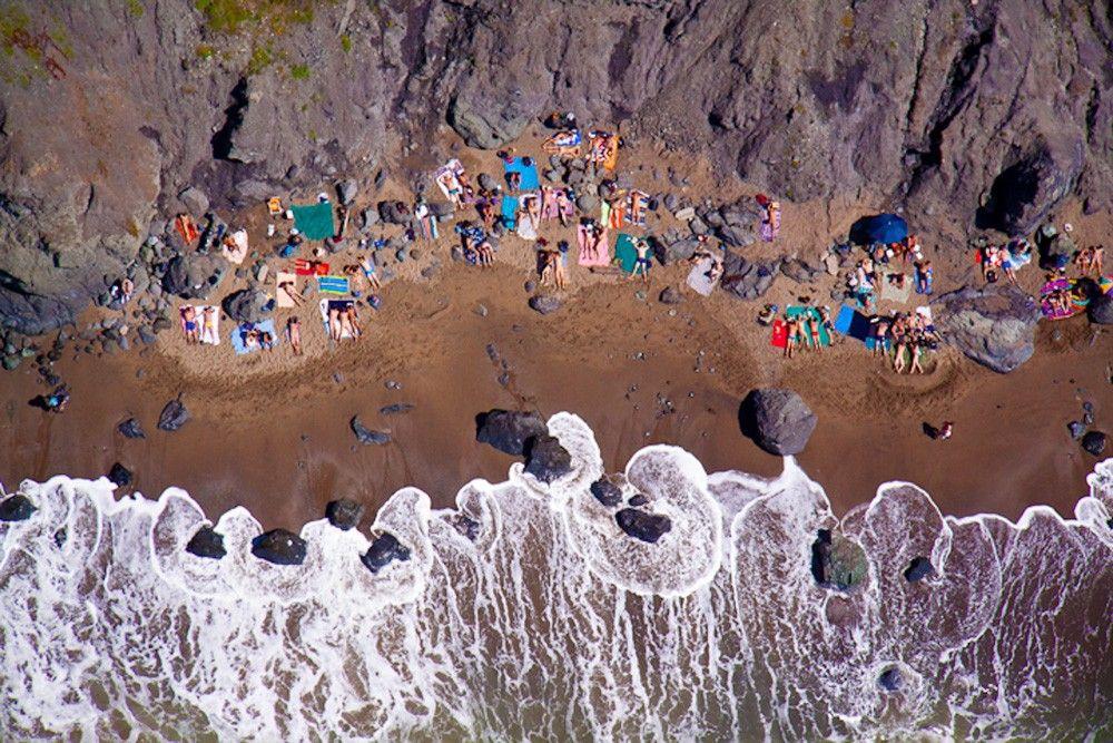 San Francisco Nude Beach - Nackstrand - Teil 2 - Gay