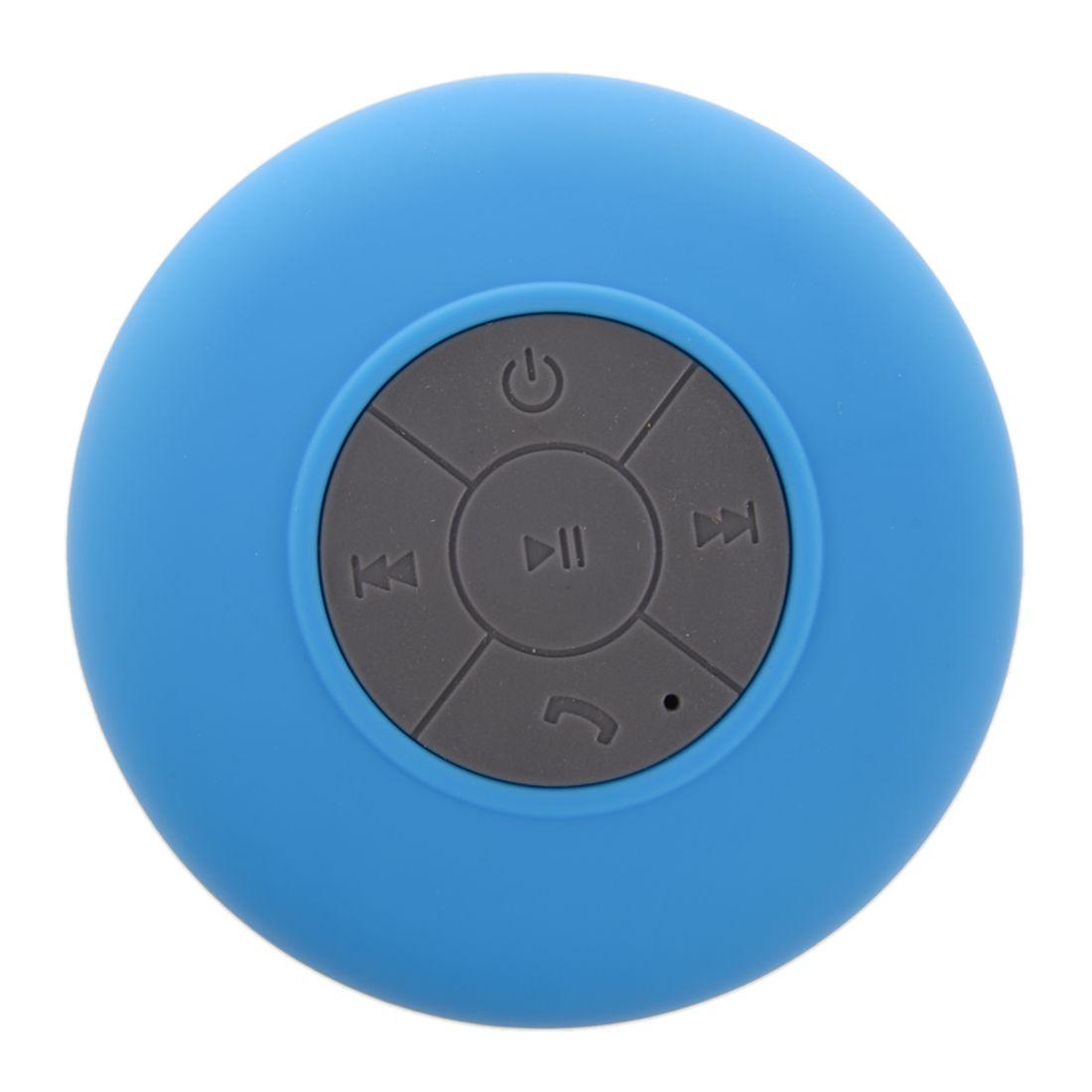 CES Portable Car Bathroom Handsfree Wireless Bluetooth Speaker (Blue)  #Affiliate