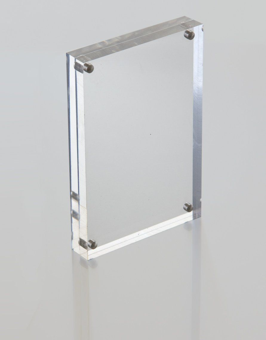 Plexi w/ metal rivets for walls. | DAE Dictator | Pinterest | Frame ...