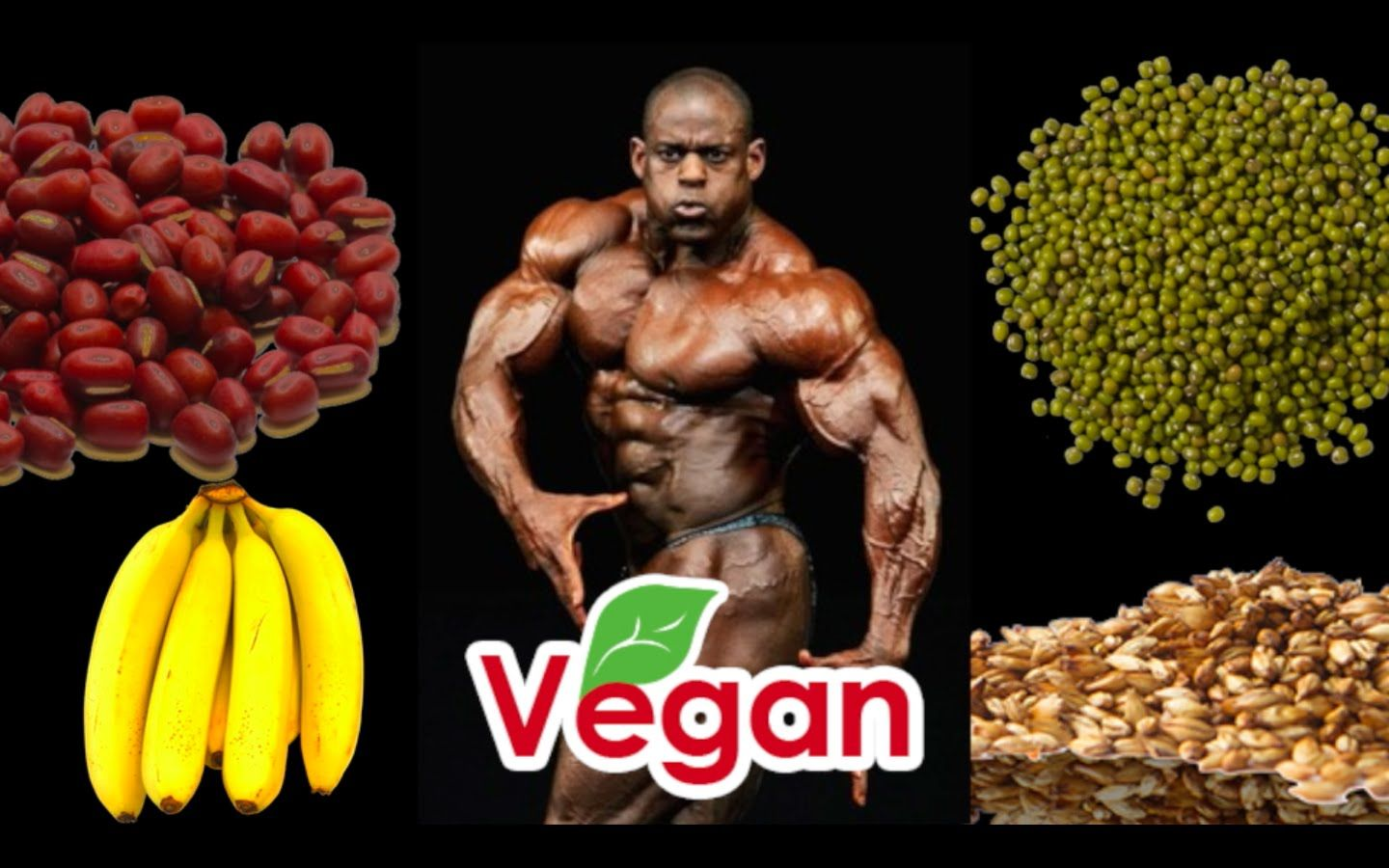 vegetarian and bodybuilding
