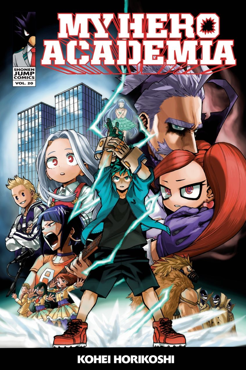 Free Book My Hero Academia Vol 20 By Kohei Horikoshi Free Pdf Download My Hero My Hero Academia Hero