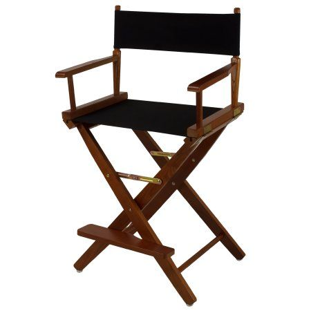 American Trails Extra-Wide Premium 24 inch Directors Chair Mission ...