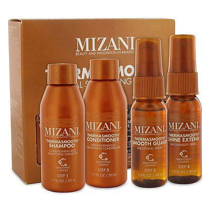Mizani Thermasmooth Thermal Smoothing System Mini Travel Set You