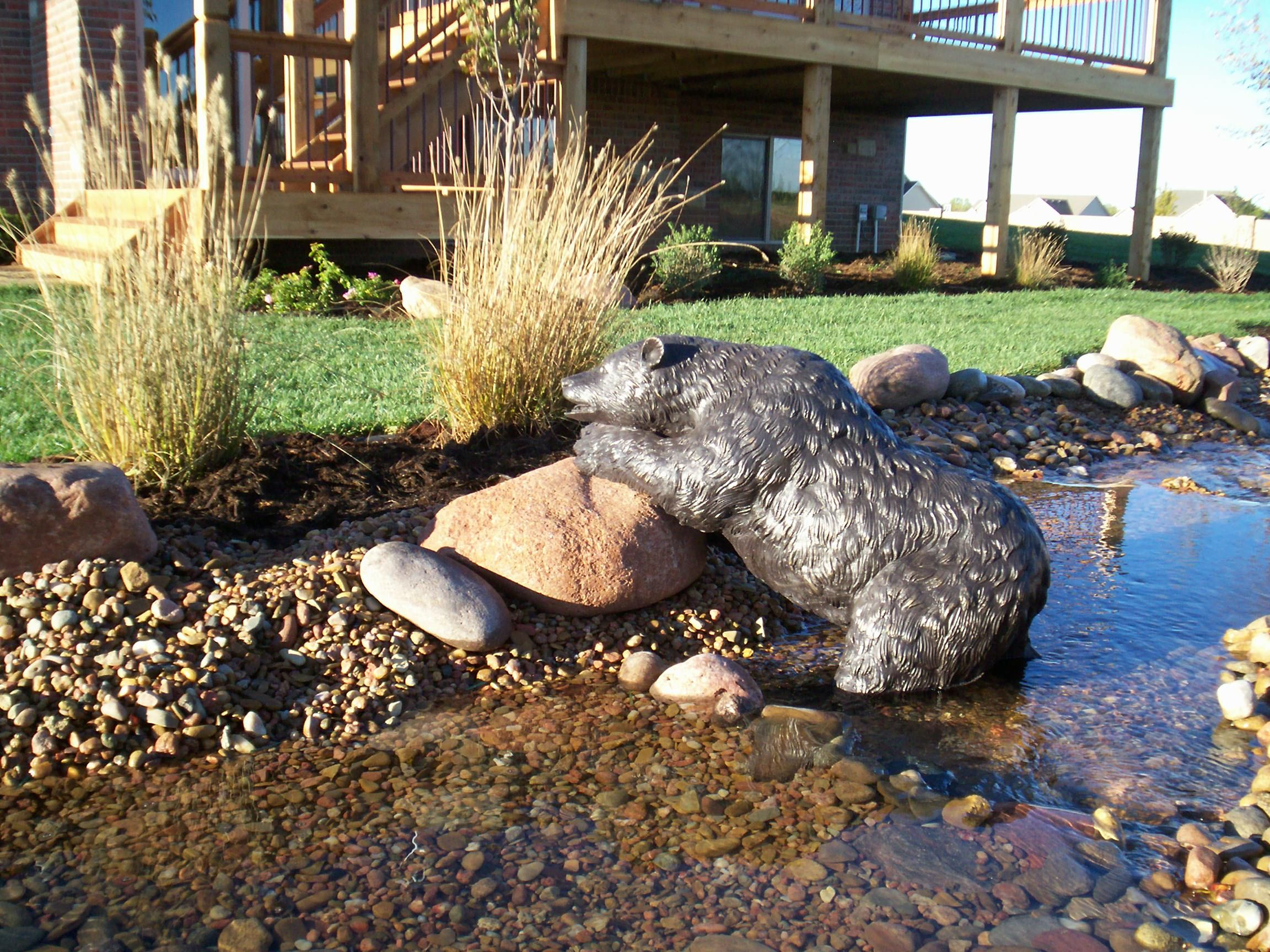 Add Statuary To Your Outdoor Landscaping Design Plans