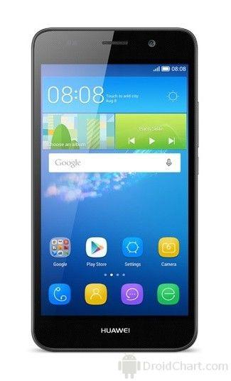 Huawei Y6 / SCC-U21 | Smartphones 2015 | Huawei phones