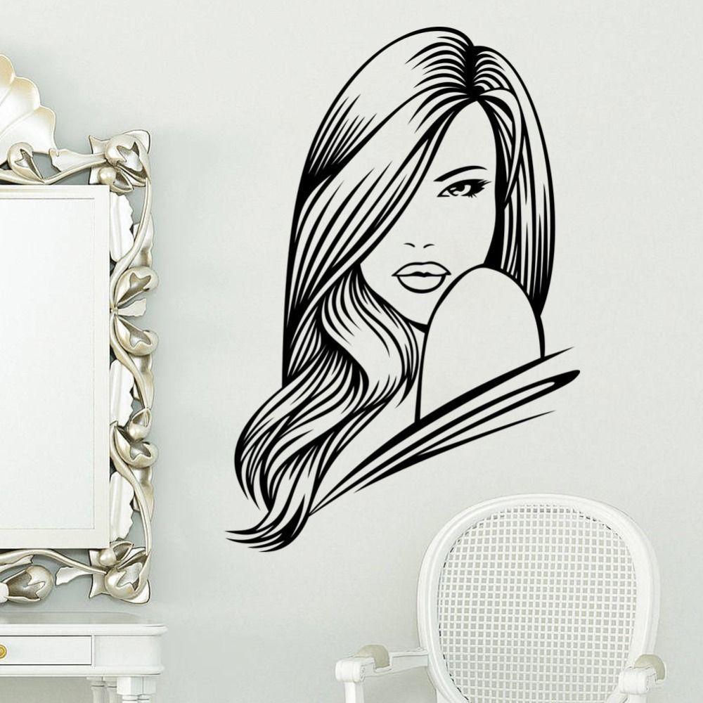 Resultado de imagen para vinilos decorativos para salon de for Vinilos decorativos salon