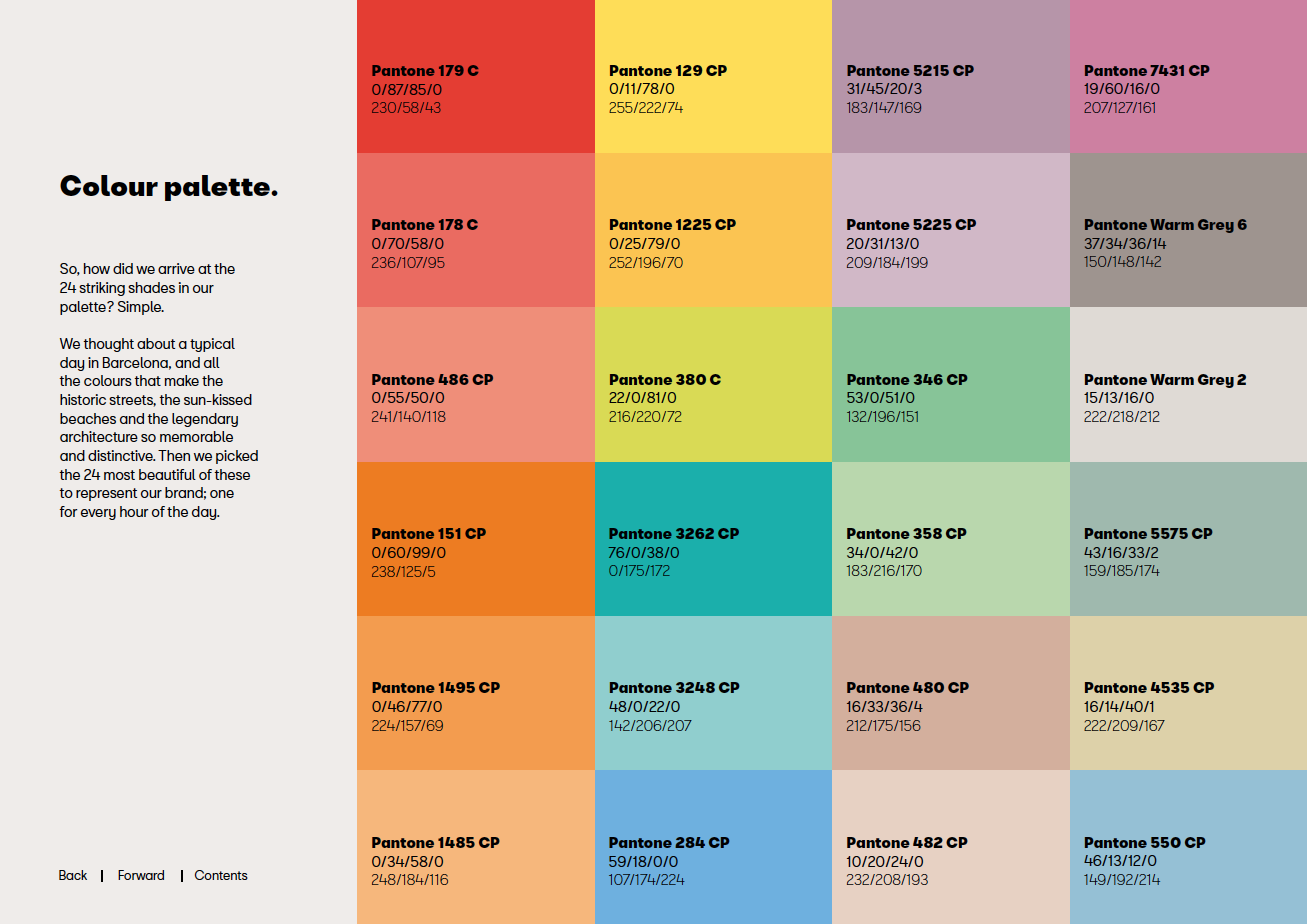 Does SEAT really need 24 brand colours (not to be confused