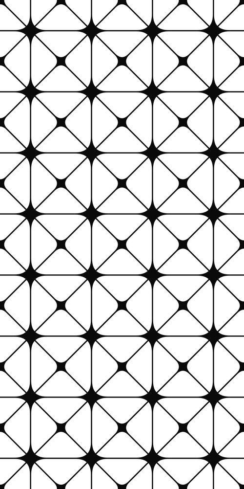 Seamless Black And White Grid Pattern Bestdesignresources White