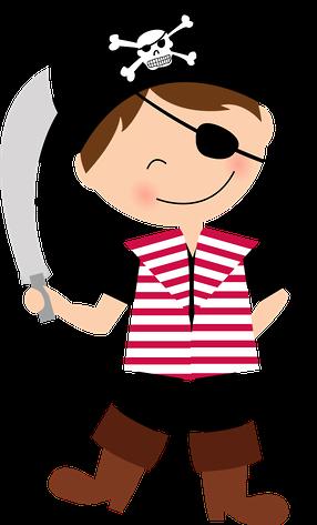 PIRATA Piratas Infantiles a28f7cb2428