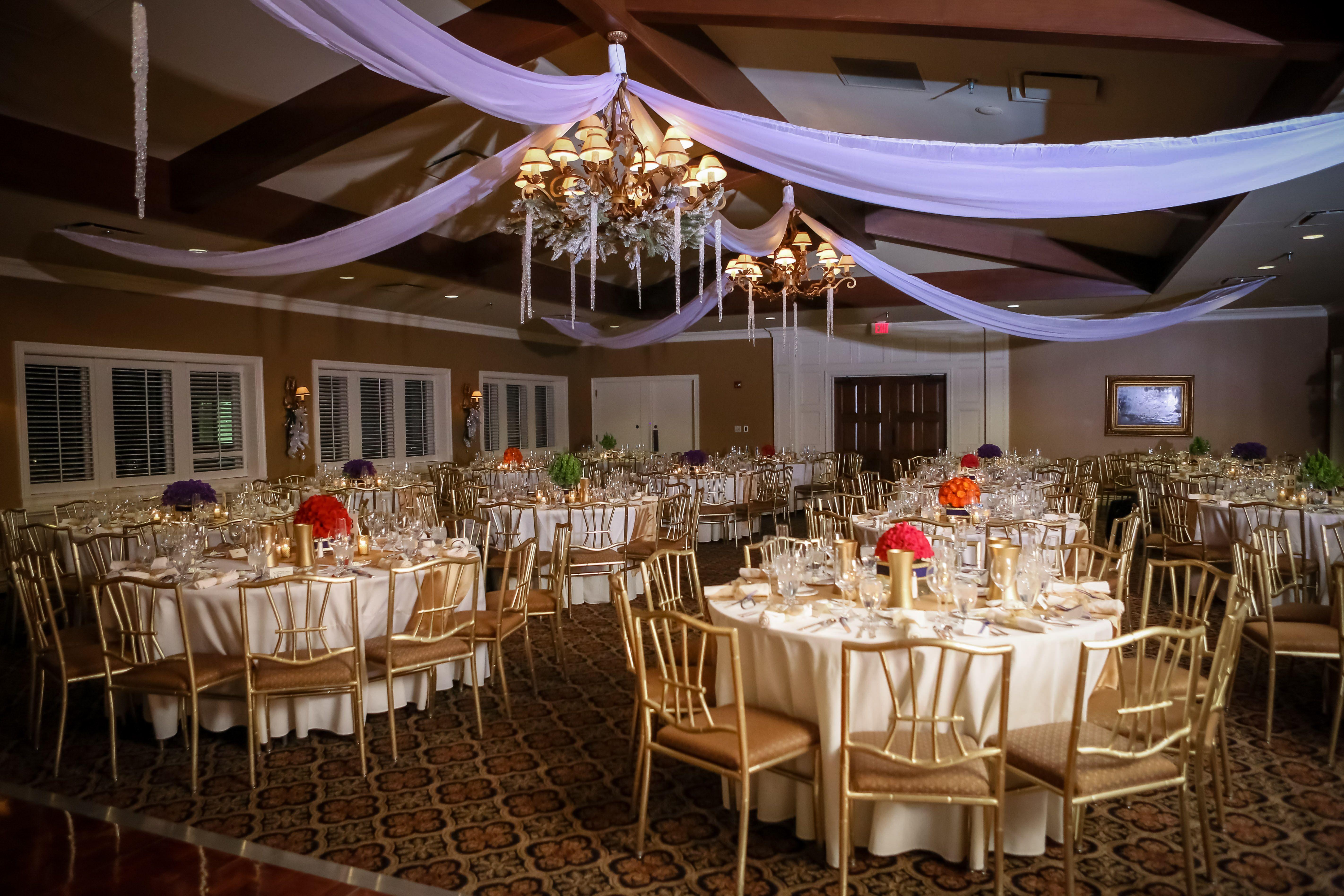 Wedding At Evanston Golf Club In Skokie Il