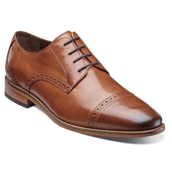 Check out the Castellano Cap Ox by Florsheim Shoes – designed for men who  pay attention to the details and appreciate true craftsmanship.