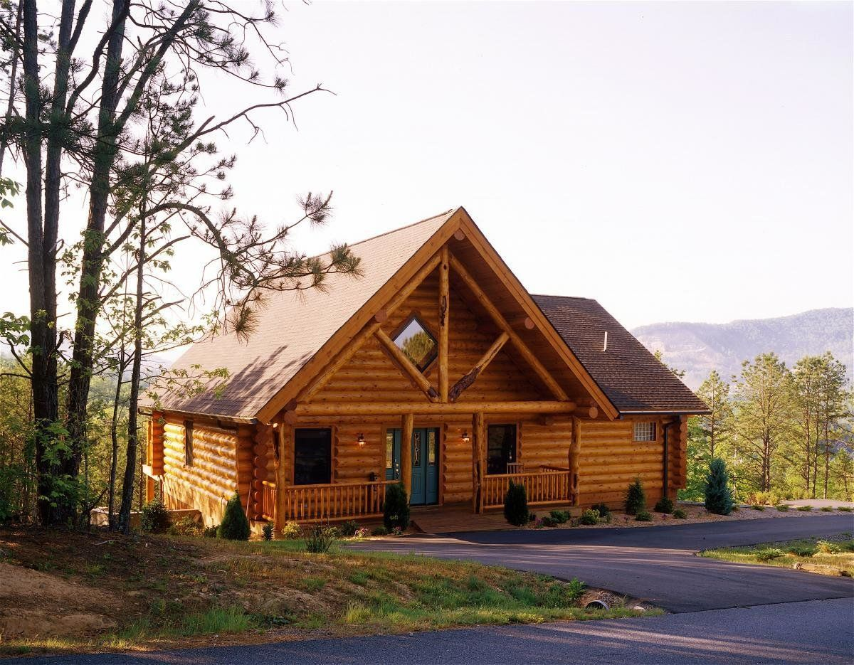 Yellowstone Log Homes Offers The Logs For Your Home As Well As The
