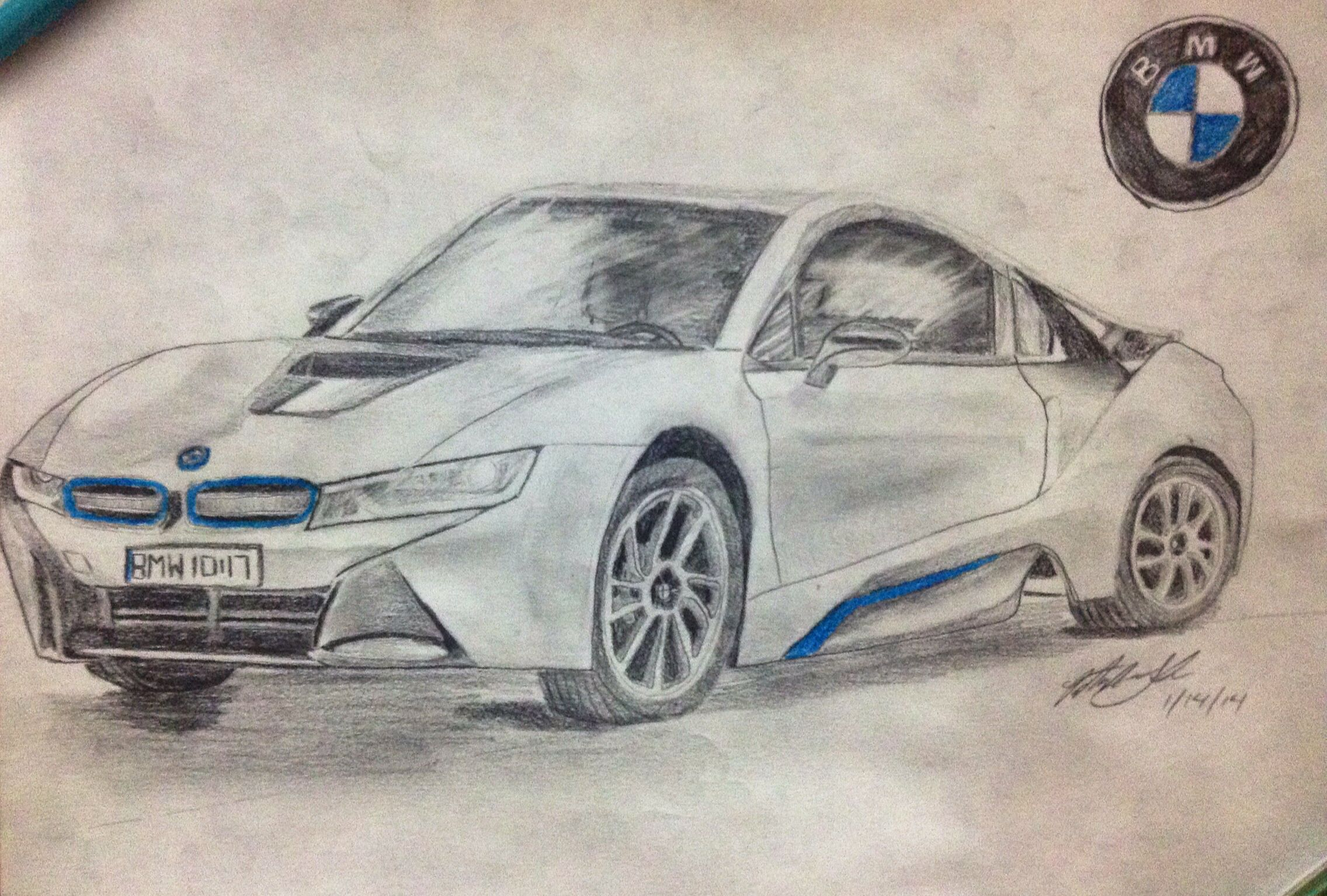 Bmw I8 Car Drawings Pinterest Bmw I8 Bmw And Car Drawings
