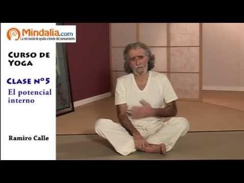 El Potencial Interno Por Ramiro Calle Clase De Yoga 5 Cursos De Yoga Clase De Yoga Ejercicios De Yoga