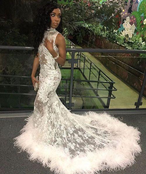 47+ Feathered bottom dress info