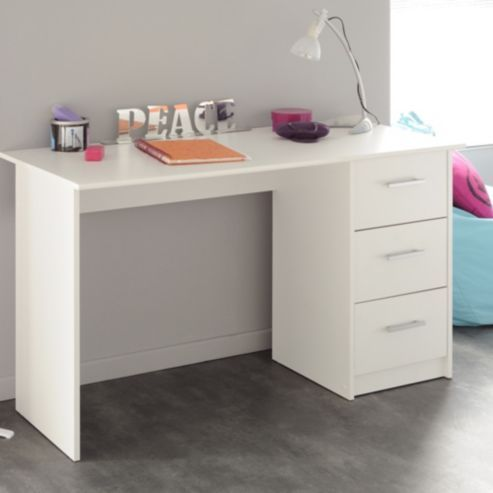 white desk for bedroom buy parisot infinity computer desk white from our office 17829