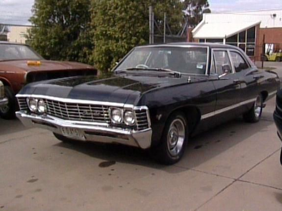 1967 Chevy Impala we have one of these its Marina Blue and my