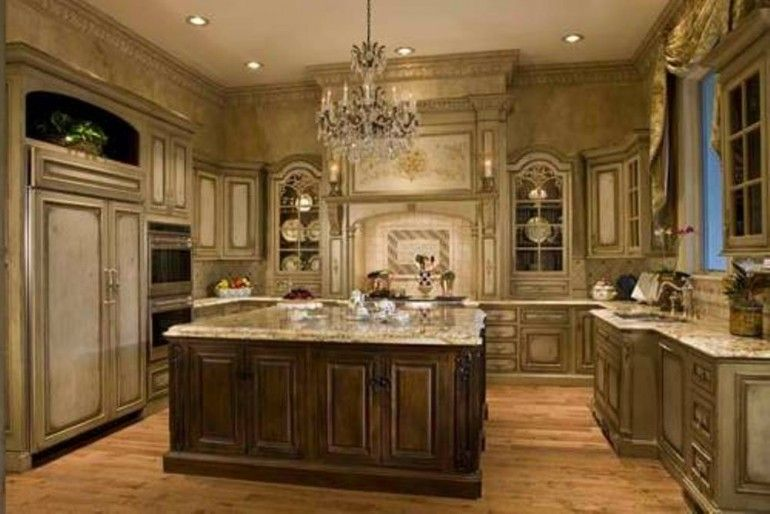 old world italian kitchens | Rustic Italian Style Kitchens Design ...
