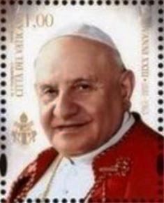 2014 Brasil - Papa Juan XXIII