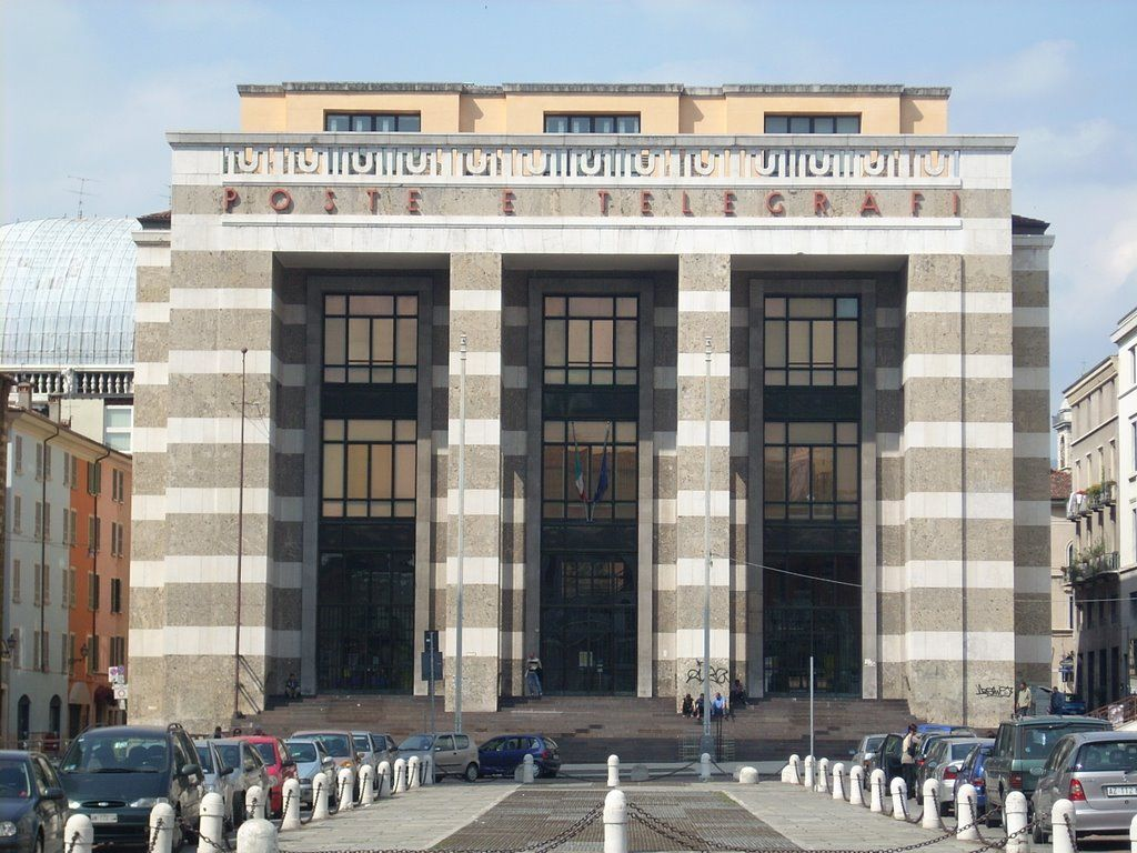 Brescia architettura fascista architettura fascista e for Architettura fascista
