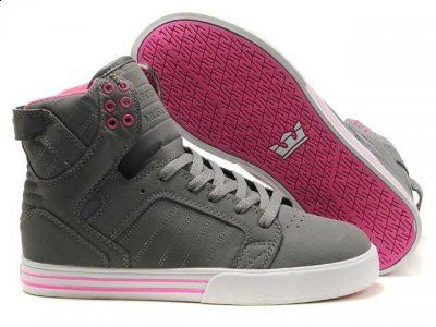 Womens Elyse Walker X Supra Skytop Grey Pink Party  Womens Elyse Walker X  Supra Skytop Grey Pink Party  -  79.00   Cheap Supra Shoes For Sale Online a90896df5a